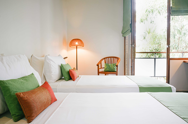 Villa Ni Say Twin Bedroom | Siem Reap, Cambodia