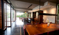 Villa Ni Say Dining and Living Area | Siem Reap, Cambodia
