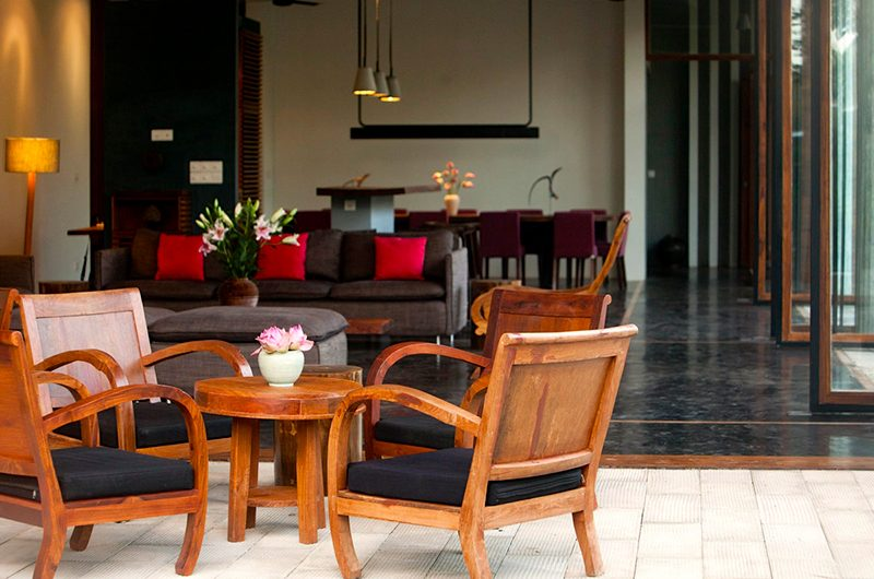 Villa Ni Say Seating | Siem Reap, Cambodia