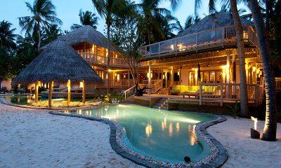 Soneva Fushi Jungle Reserve Nights View | Baa Atoll, Maldives