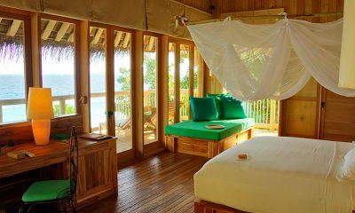 Soneva Fushi Jungle Reserve Bedroom Area | Baa Atoll, Maldives