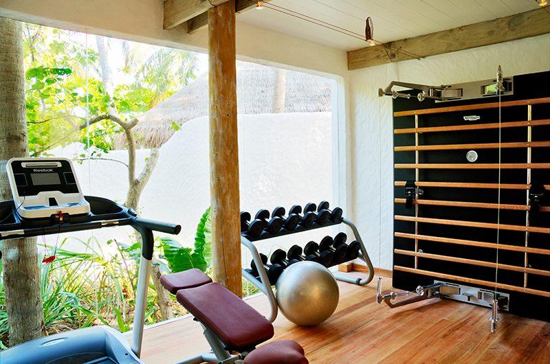 Soneva Fushi Jungle Reserve Gym Area | Baa Atoll, Maldives