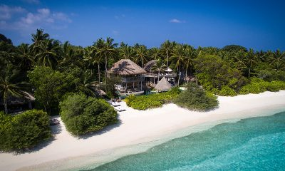Soneva Fushi Jungle Reserve Beach | Baa Atoll, Maldives