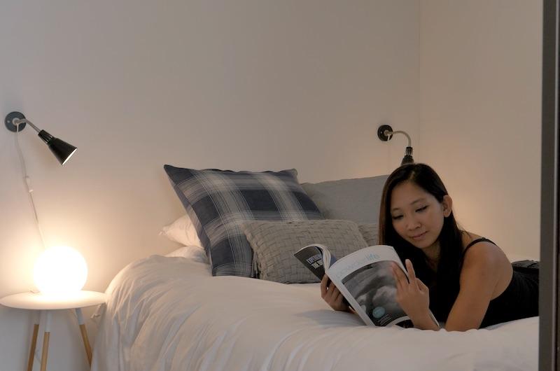 Niseko Kuma Cabin Bedroom