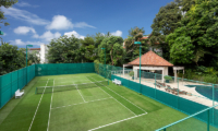 Makata Villas Club House Tennis Court | Phuket, Thailand