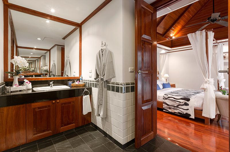 Makata Villas One Ensuite Master Bathroom | Phuket, Thailand