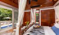 Makata Villas One Master Bedroom | Phuket, Thailand