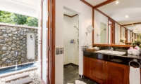 Makata Villas Two Ensuite Master Bathroom | Phuket, Thailand