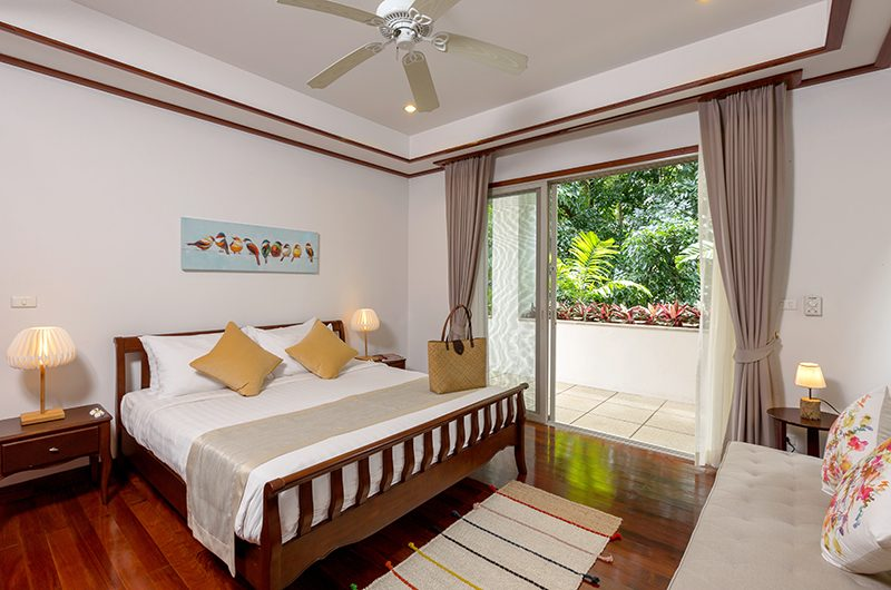 Makata Villas Two Guest Bedroom with Seating | Phuket, Thailand