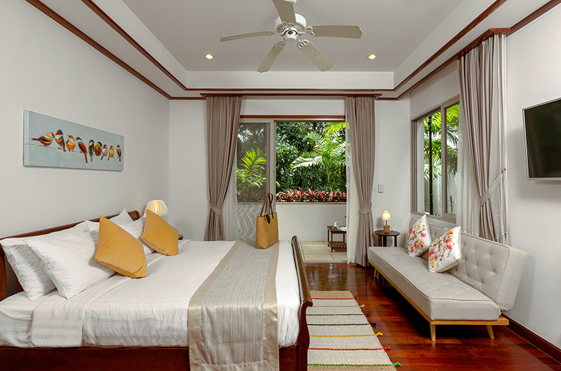 Makata Villas Two Guest Bedroom | Phuket, Thailand