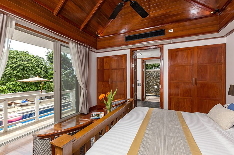Makata Villas Two Master Bedroom with Balcony | Phuket, Thailand