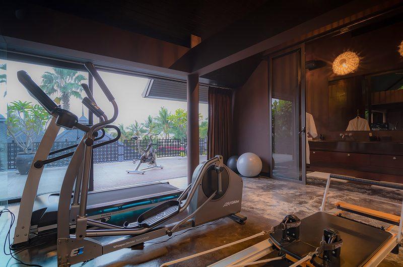 Villa Saanti Gym | Natai, Phang Nga