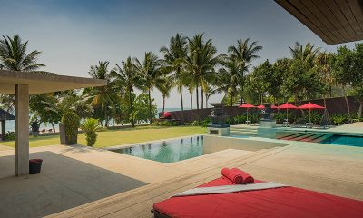 Villa Saanti Swimming Pool | Natai, Phang Nga