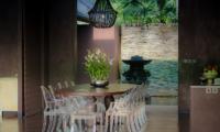Villa Saanti Dining Area | Natai, Phang Nga