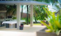Villa Saanti Open Plan Dining Area | Natai, Phang Nga