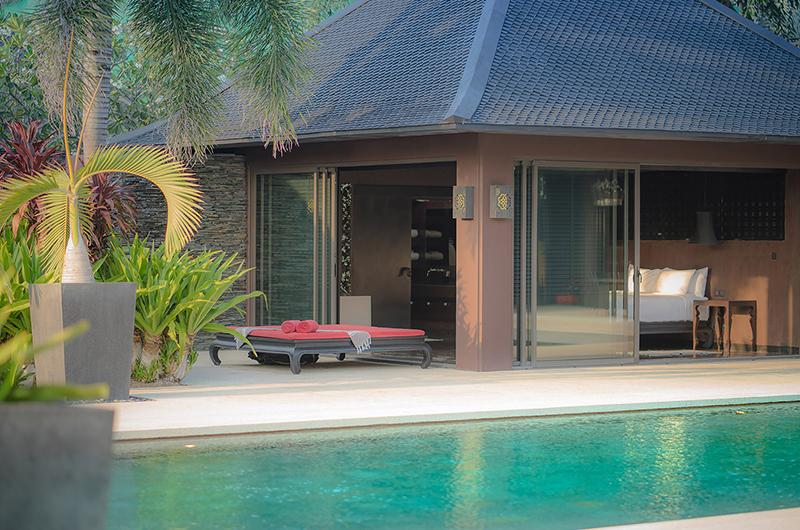 Villa Saanti Sun Beds | Natai, Phang Nga