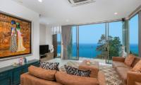 Villa Thousand Hills Media Room | Phuket, Thailand
