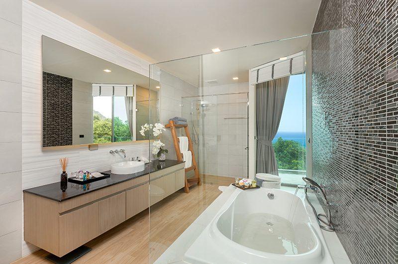 Villa Thousand Hills Master Suite Two Bathtub | Phuket, Thailand