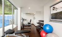 Villa Thousand Hills Gym | Phuket, Thailand