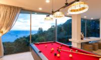 Villa Thousand Hills Pool Table | Phuket, Thailand