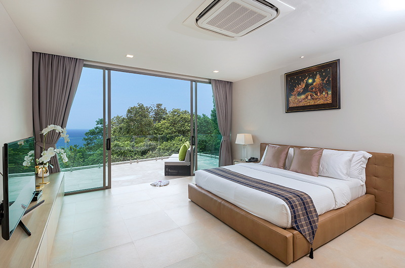 Villa Thousand Hills Guest Bedroom One Side | Phuket, Thailand