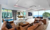 Villa Thousand Hills Living Area | Phuket, Thailand
