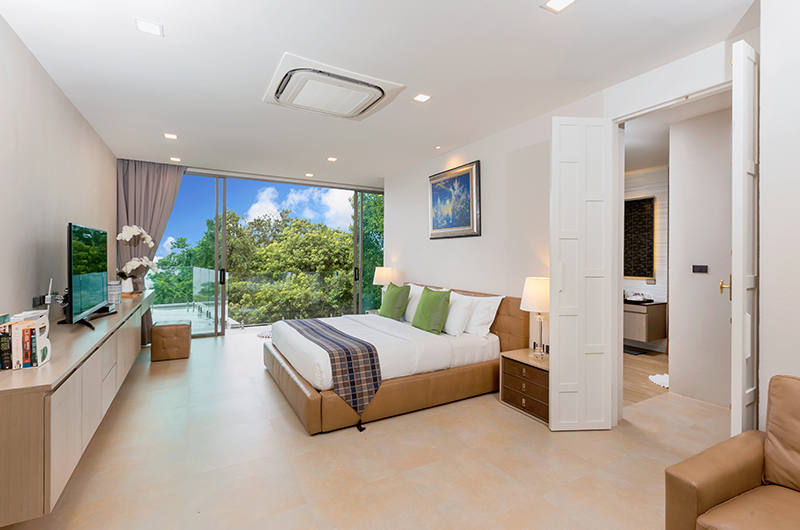 Villa Thousand Hills Master Suites One with Balcony | Phuket, Thailand