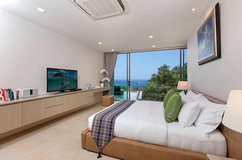 Villa Thousand Hills Master Suites One Bedroom Side | Phuket, Thailand