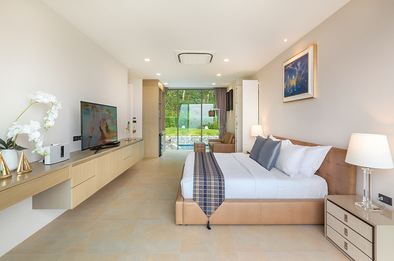 Villa Thousand Hills Master Suites Two Bedroom Side | Phuket, Thailand