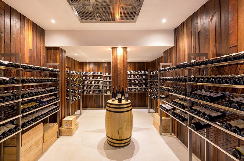 Villa Thousand Hills Wine Cellar | Phuket, Thailand