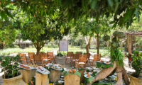 Lalyana Outdoor Meeting Area   Ninh Van Bay, Vietnam