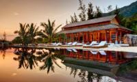 Lalyana Sun Decks   Ninh Van Bay, Vietnam
