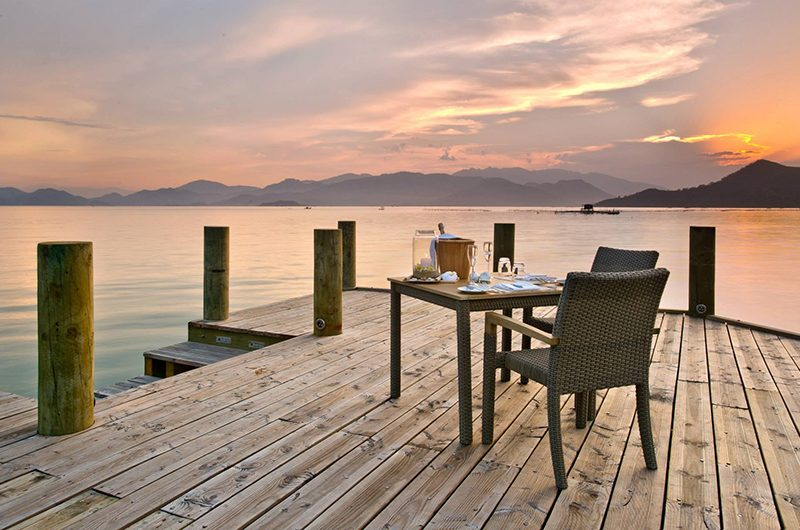Lalyana Dining Table | Ninh Van Bay, Vietnam