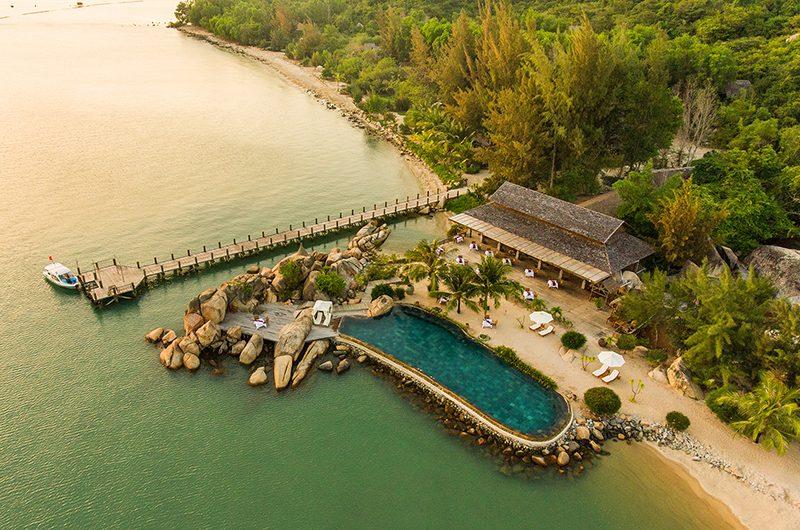 Lalyana Building Views   Ninh Van Bay, Vietnam