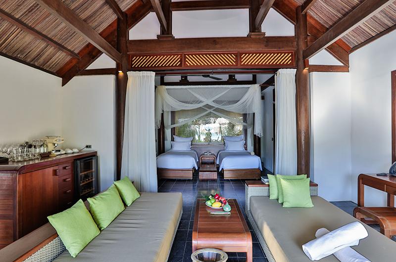 Lalyana Beach Pool Villas Twin Bedroom   Ninh Van Bay, Vietnam