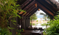 Lalyana Grand Lagoon Pool Villas Seating | Ninh Van Bay, Vietnam