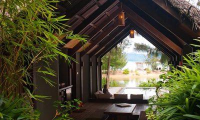 Lalyana Grand Lagoon Pool Villas Seating   Ninh Van Bay, Vietnam
