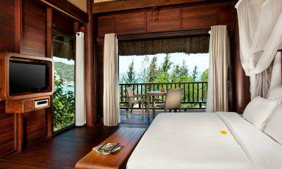 Lalyana Hill Rock Pool Villas Bedroom   Ninh Van Bay, Vietnam