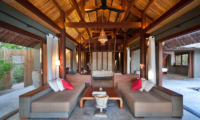 Lalyana Lagoon Pool Villas Living Area | Ninh Van Bay, Vietnam