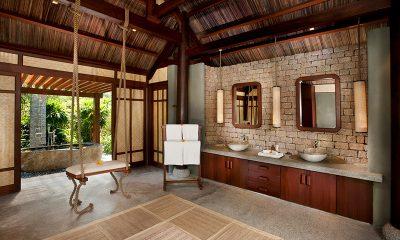 Lalyana Lagoon Pool Villas Bathroom   Ninh Van Bay, Vietnam