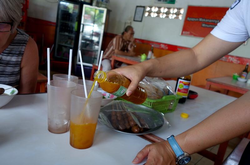 Bali Food Safari Jamu