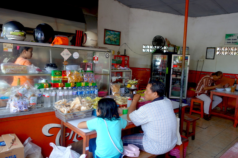 Bali Food Safari Warung Soto