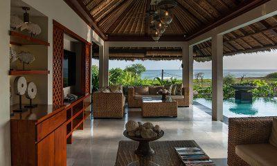 Seseh Beach Villa 1 Open Plan Living Area | Seseh, Bali