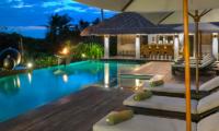 Seseh Beach Villa 1 Sun Decks | Seseh, Bali