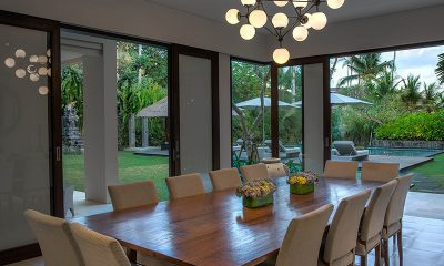 Seseh Beach Villa 2 Dining Table | Seseh, Bali