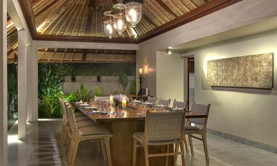 Seseh Beach Villa 2 Dining Area | Seseh, Bali