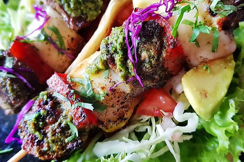 Bali Taco Beach Grill