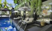 Villa Balimu Sun Beds Area | Seminyak, Bali