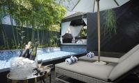 Villa Balimu Sun Beds | Seminyak, Bali