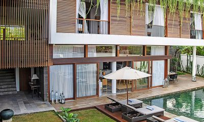 Villa Indrani Swimming Pool | Canggu, Bali